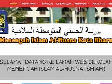 School Web Goverment of Malaysia