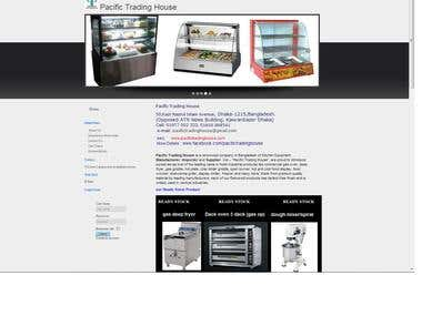 Kitch item's website