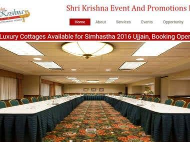 Shri Krishna Events and Production Ltd