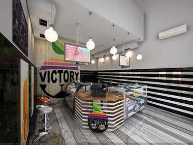 Juice shop victory