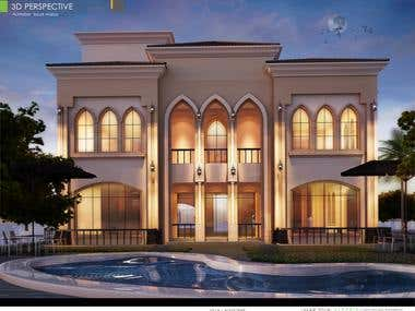 Villa Al hussainy