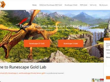 Runescape Gold Lab - The Cheapest Runescape