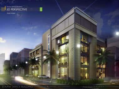 Etaam commercial building
