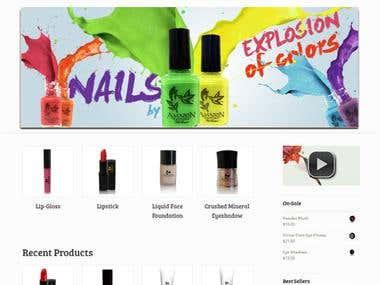 Amazon Factory - Site e Imagens