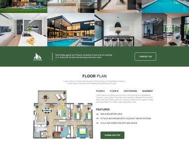 Urban House (Website Template)