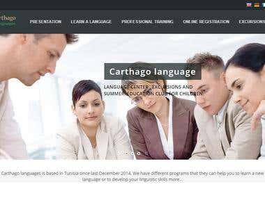 Catthago Languages