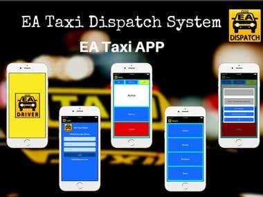 EA Taxi APP