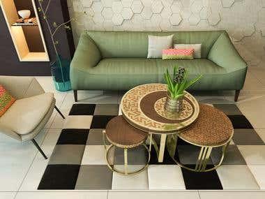 Balady furniture design