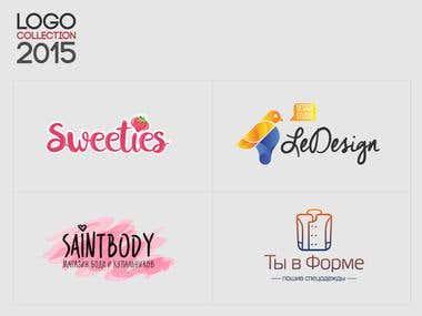 Logos of 2015