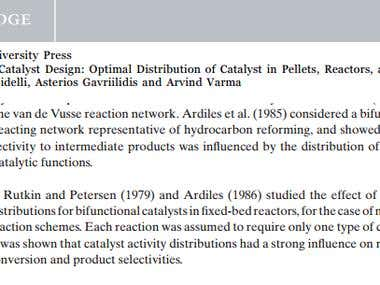 Reference in Cambridge University Press