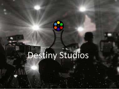 Film studios website