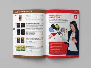 Stationery Product Catalog