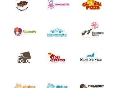 Some Logos 2011-2015