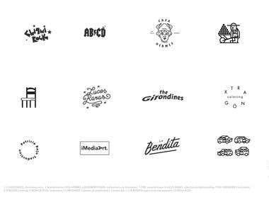 Selección de logotipos