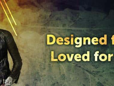 Facebook banner & cover Design