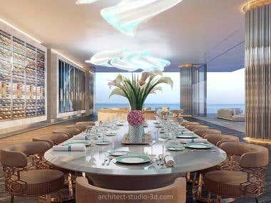 Luxury Miami apartment