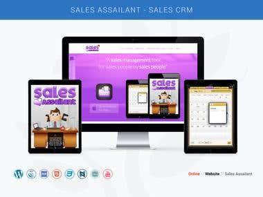 Sales assistance