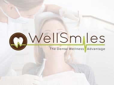 Well Smiles Brand Identity