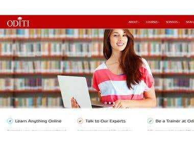 Website Develop and Design