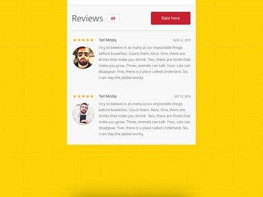 Resto - The Restaurant app