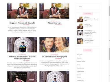Fashion Men Magazine (UK based company)