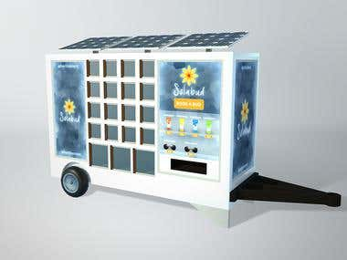 Solabud Vending Machine