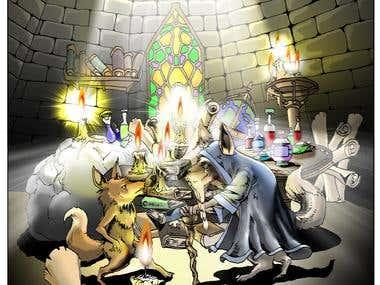 Children's Book Illustrations- volume 2