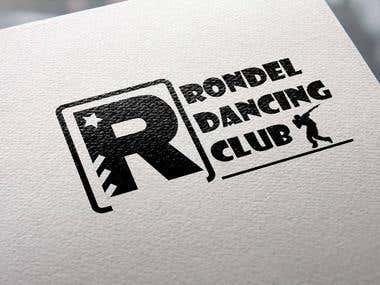 Rondel dancing Club Logo