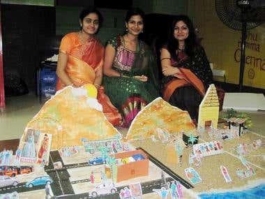 Pongal celebration at work