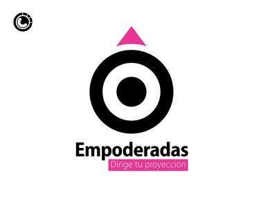 Logo desgin for Emporderadas (conferences)