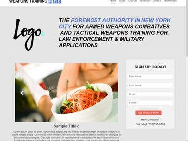 Weapons Training NYC