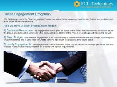 Employee Engagement Program