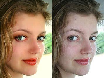 PHOTOSHOP edit photo retouching