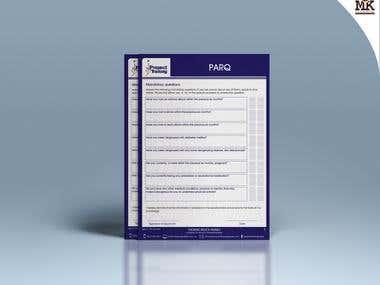 PDF Form Design