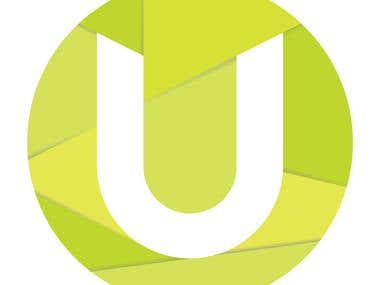 Design an Oragami Style Logo for Unify Services