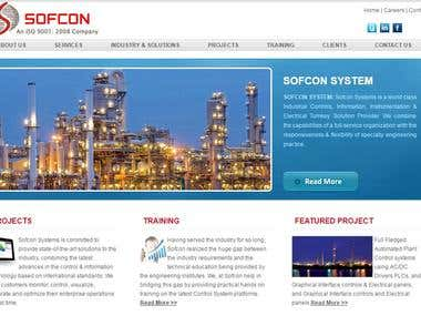 Industrial Automation Website