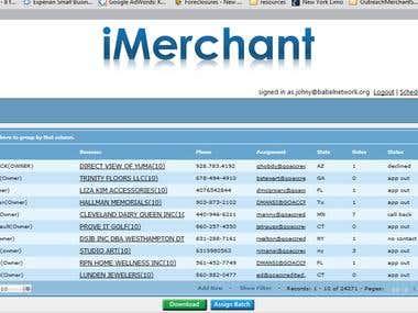 iMerchant