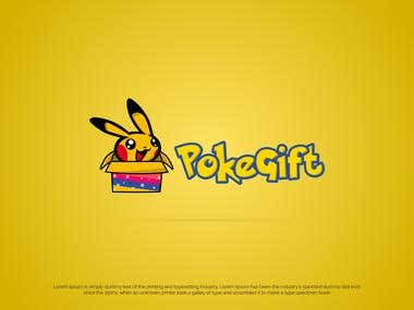 PokeGifts LOGO For online Store