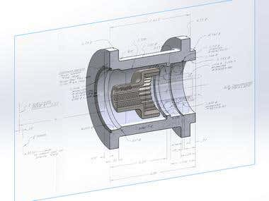 Couple SolidWorks Example
