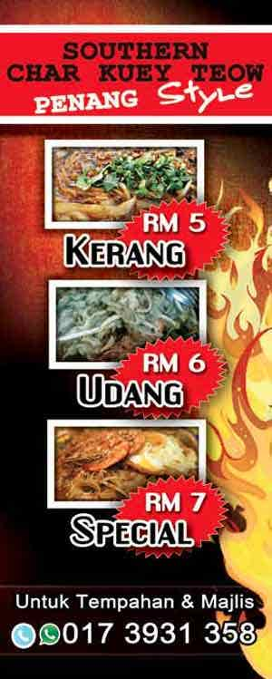 Banner and Banting for event & product