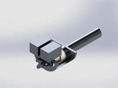 ROV Sediment Sampler for Scientific Research