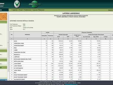 Public Health Insurance Information System