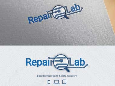 Repair Lab logo