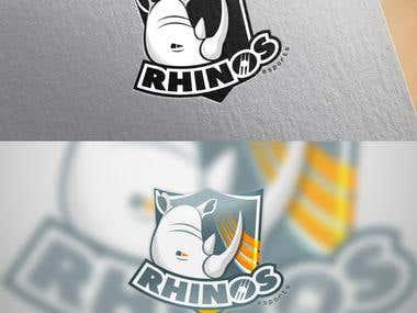 Rhinos Esports logo