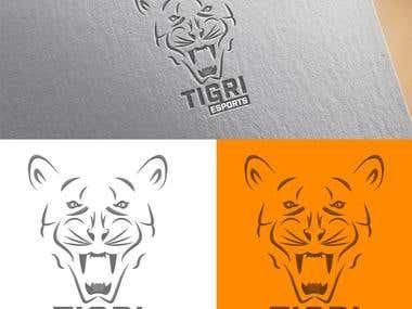 Tigri Esports logo