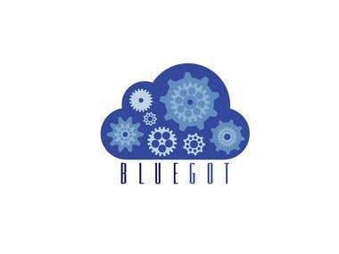 BlueGot Banner Animation and Website Design