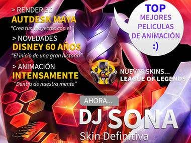 """Animacnia 3D"" (Magazine)"