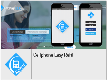 Cell Phone Easy Refil