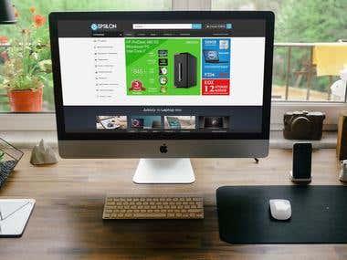 WooCommerce Eshop - Electronics