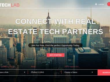 Realtechlab- Job Seekers Directory Website for Employer